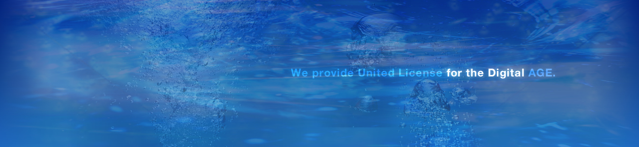 We provide United License for the Digital AGE.